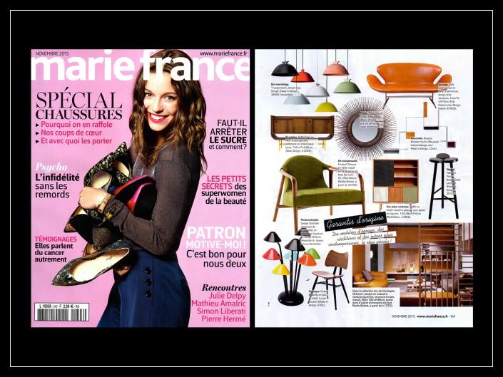 Marie France - Design Market