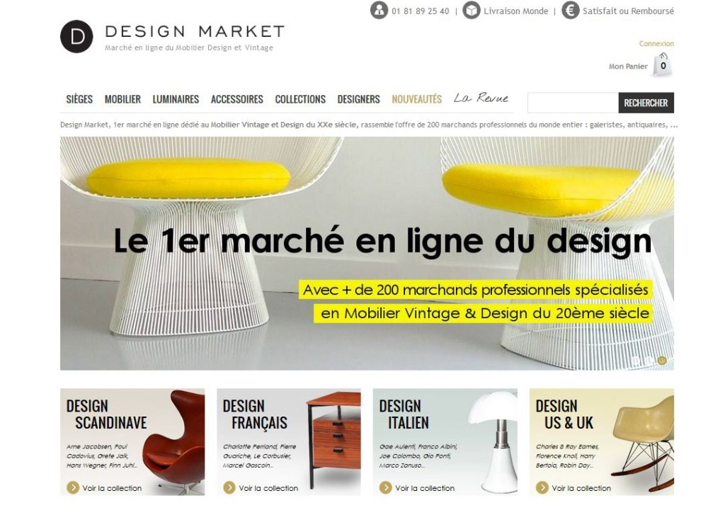 Site Design Market